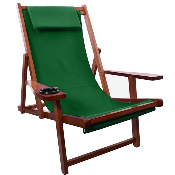 Wood Sling Chair United Print Group